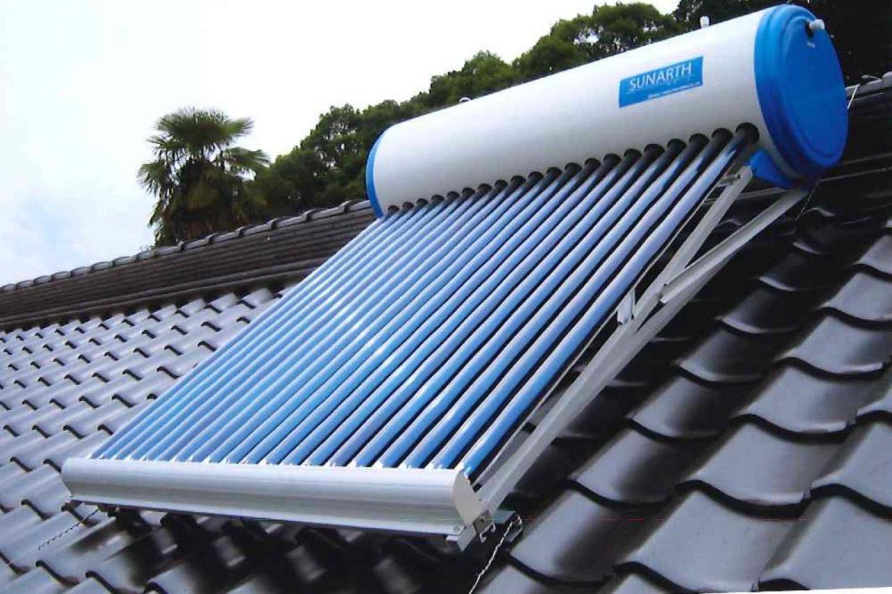 器 太陽熱 温水